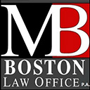 Boston Law Office P.A. Logo